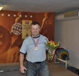 Jan Roger VM-bronse medalje